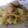 mafalde zucchine mazzancolle color zafferano