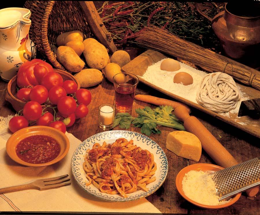 L 39 enogastronomia abruzzese in brasile per la settimana for Abruzzese cuisine