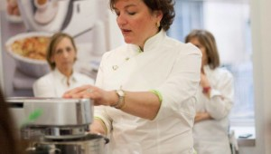 Francesca d'Orazio, maestra di cucina e di ricette dell'Abruzzo