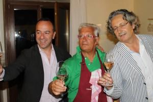 D'Ottavio, Zio Aldo e Franco D'Eusanio