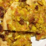 Pizza salsiccia e patate