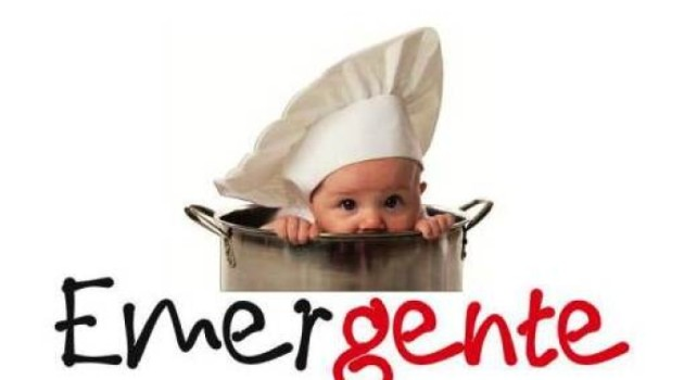 Logo chef emergente