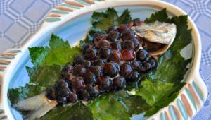 Pesce crosta uva