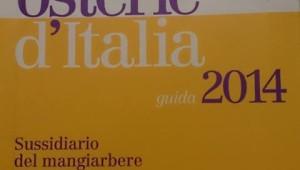 La Guida alle Osterie d'Italia