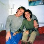 Juri e la moglie Valeria