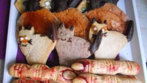 brigitte Pepe dolcetti di Halloween