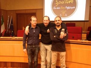 Ferri, De Simone e Leardi