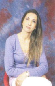 Cinzia Zappacosta sul suo portale