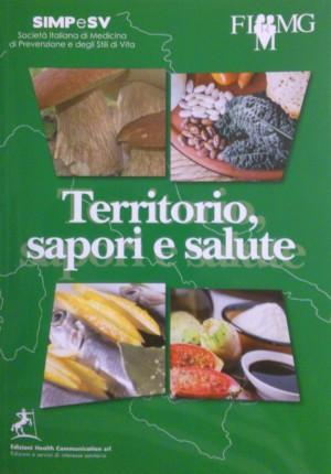 libro Territorio sapori e salute Ipssar