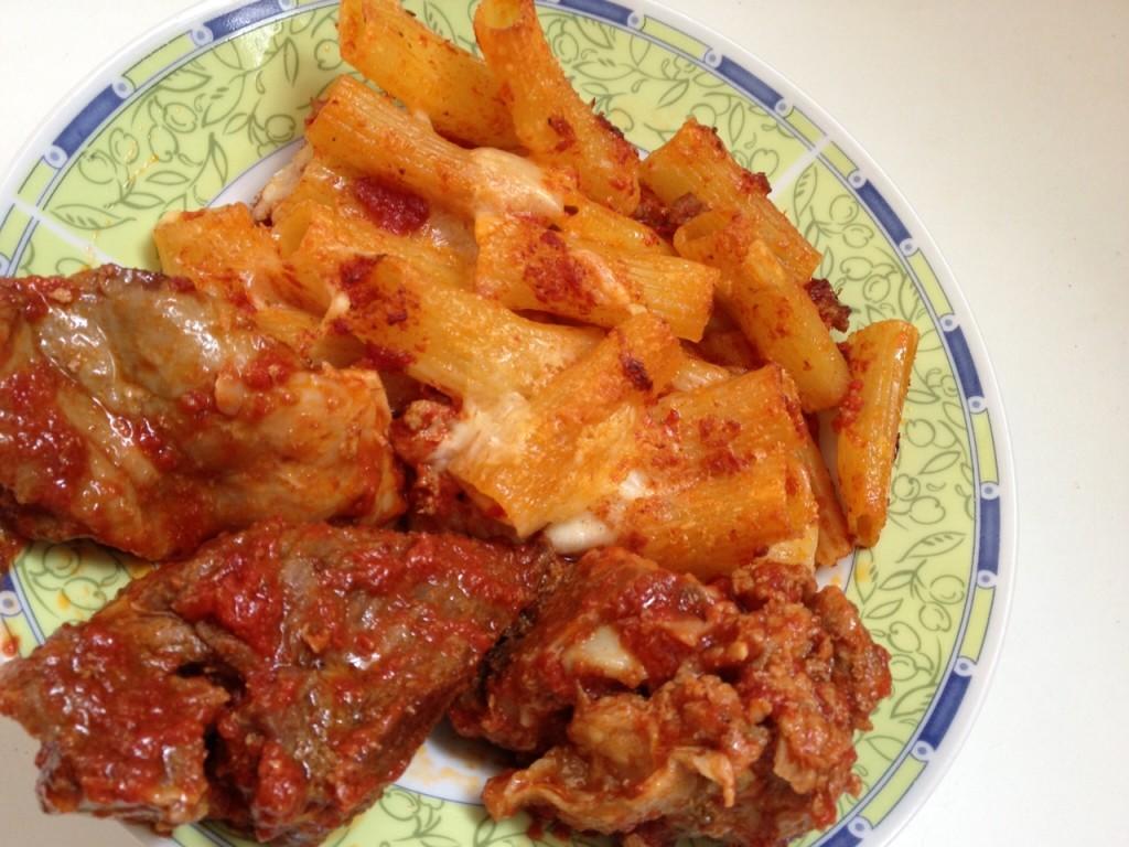Ricetta carne di capra al forno