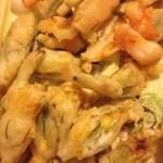 tempura fritta