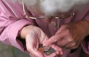 Pensionati soldi