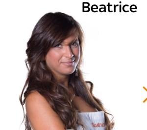 Beatrice su Masterchef.Sky.it