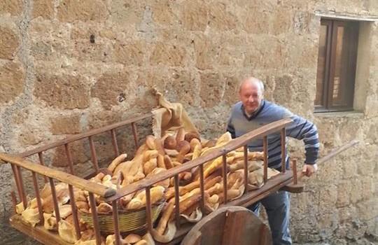 Ruccolo e il suo pane