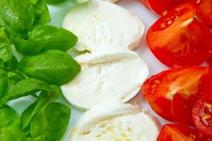 cibo tricolore