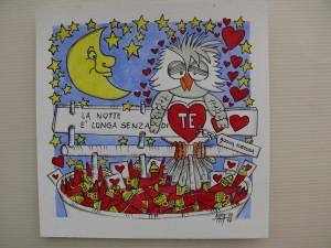La fortuna rossa come l 39 amore mostra di vignette tra - 13 a tavola superstizione ...