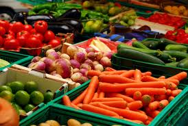 cibo fresco verdura