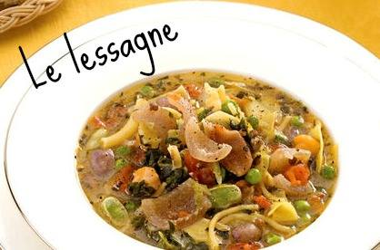 A chieti le virt si chiamano lessagne l 39 abruzzo servito quotidiano di ricette e notizie - Le virtu in tavola ...