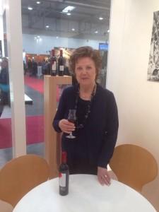 Livia Marramiero e il suo vino