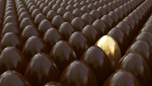 uova, cioccolato