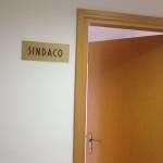 L'ufficio del Sindaco