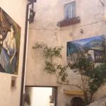 Murales di Scontrone