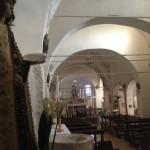 La chiesa di Scontrone