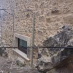 Il centro storico di Scontrone