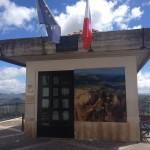Il municipio di Scontrone