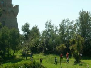 Orienteering a Torre Cerrano 2