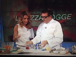 Fabrizio Camplone su raiuno propone una ricetta dell'Abruzzo