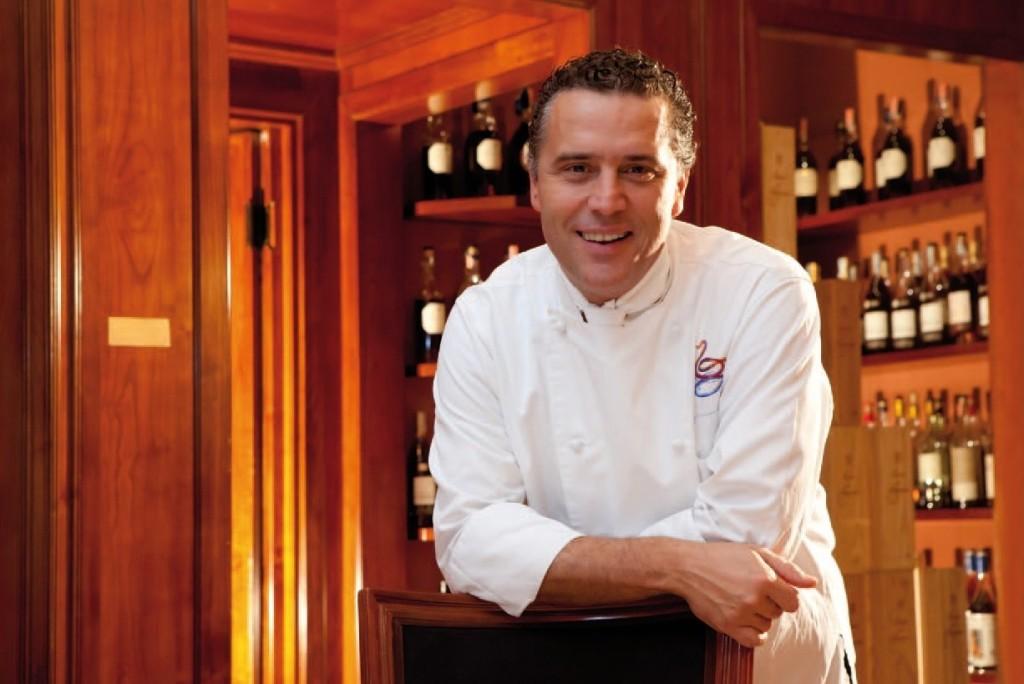 A cena con una star a les paillotes l 39 alta cucina di for Ricette alta cucina italiana