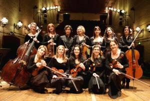 orchestra femminile del mediterraneo