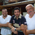 trabocco cungarelle staff