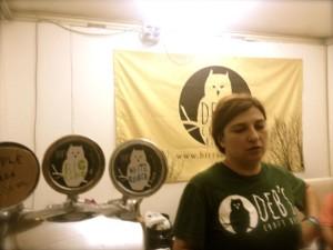 Deb's birra artigianale caramanico
