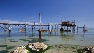 Trabocco Cungarelle, Vasto Marina