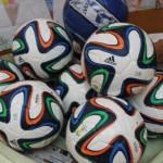 Il pallone dei Mondiali