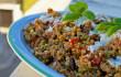 insalta di farro con verdure estive