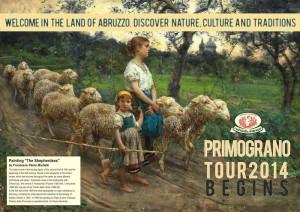 primo grano tour rustichella
