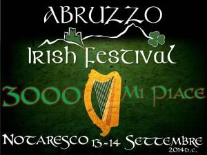 abruzzoirish festival 2