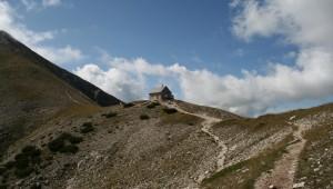 rifugio montano