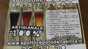 Spelt, spot ore beer festival