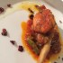 melanzane alla parmigiana e agnello cac' e ove.
