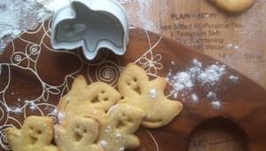 biscotti di halloweem