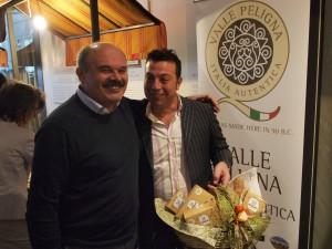 Farinetti e Agostino Masciarelli