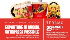 esportare in russia polo agire