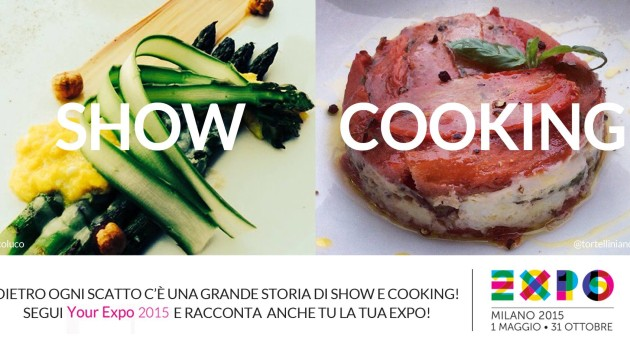 show and cooking