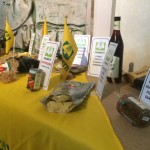 Contraffazione alimentare, prodotti mostra coldiretti01