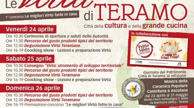 Virt teramane archives l 39 abruzzo servito quotidiano di ricette e notizie d 39 abruzzol - Le virtu in tavola ...