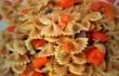 farfalle nel wok